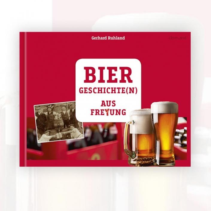 Gerhard Ruhland: Biergeschichten aus Freyung