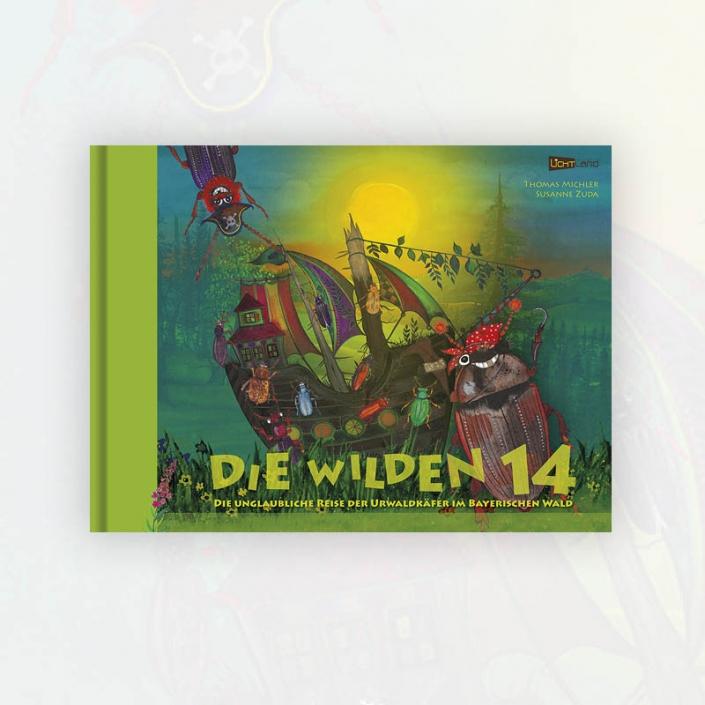 Thomas Michler, Susanne Zuda: Die wilden 14