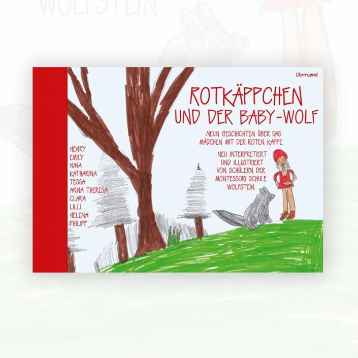 Rotkäppchen und der Baby-Wolf
