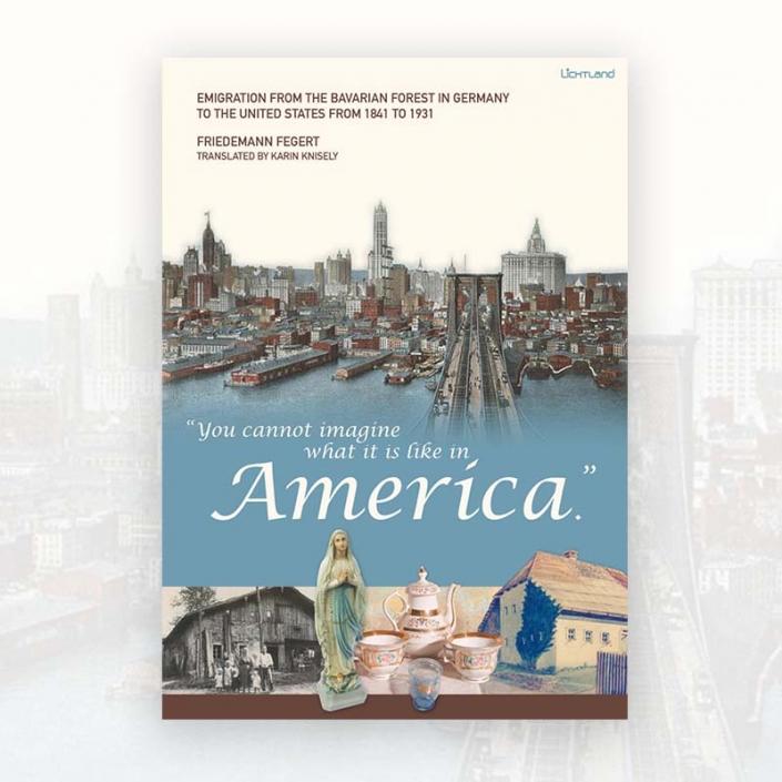 Friedemann Fegert: You Cannot imagine what it is like in America